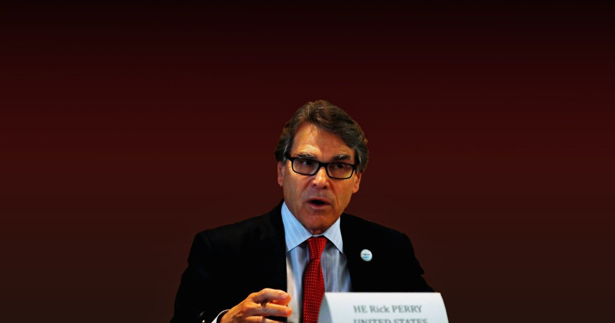 Rick Perry Is in Charge of Nuclear Safety—Too Bad He Doesn't Understand Basic Science https://t.co/m5YWykIgSc