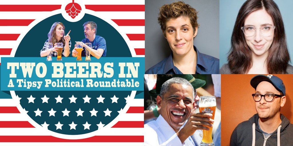 Tonight at 7:30 @ucbtny East Village! Come watch our tipsy political round table! Tix: east.ucbtheatre.com/performance/54…