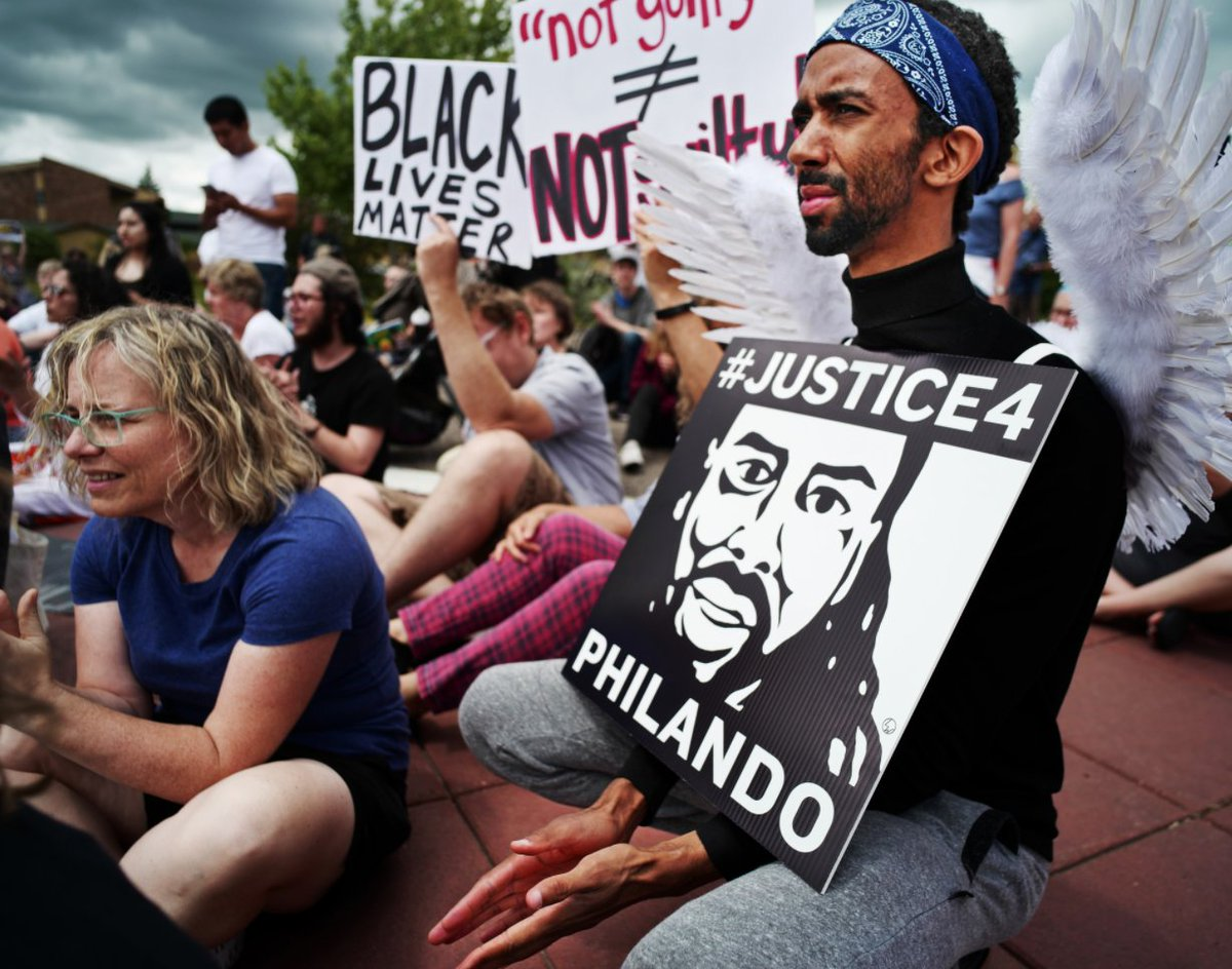 test Twitter Media - Minnesota: Third day of protests against Yanez verdict draws anger and tears but no violence https://t.co/mpZcx43UfF @StarTribune https://t.co/dQeVrBlJ0N