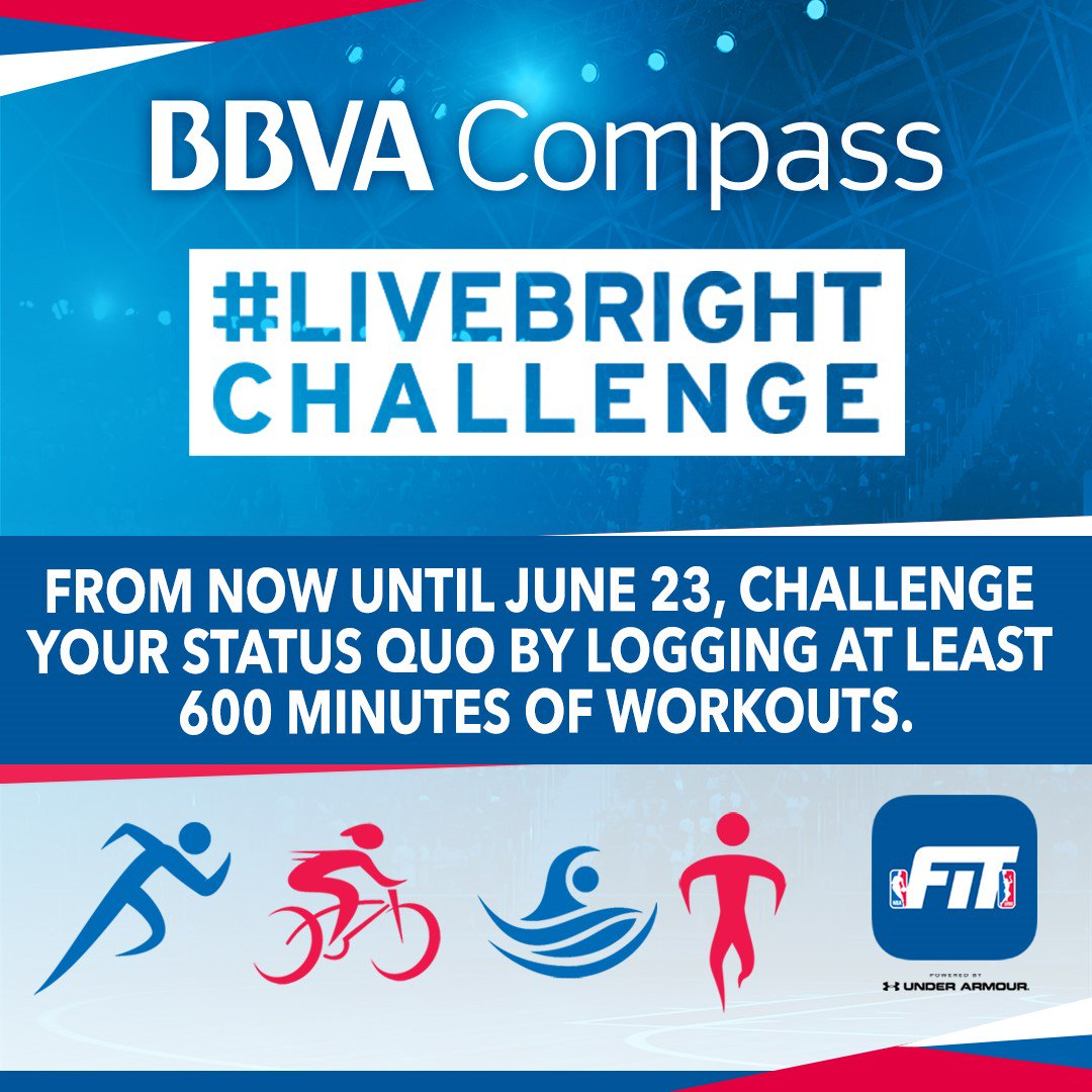 Challenge your status quo and log onto the Fit App for the #LiveBright Challenge @bbvacompass fit.nba.com/app/