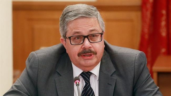 #Russia has named Alexei Yerkhov as the next ambassador to Turkey. Andrei Karlov, previous ambassador to Turkey, was assassinated last year. <br>http://pic.twitter.com/e3bMro25dx