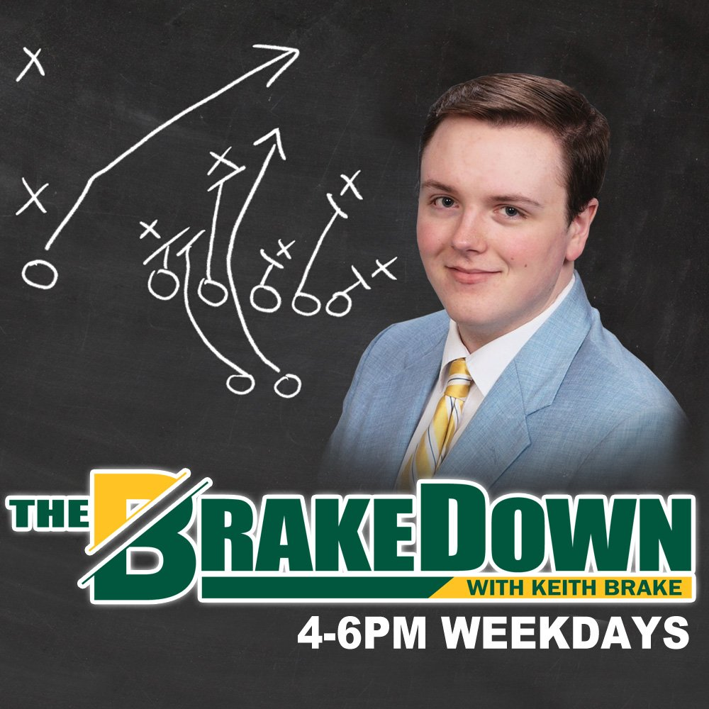 @JesseGranger_ joins @The_BrakeDown at the bottom of the hour talking...