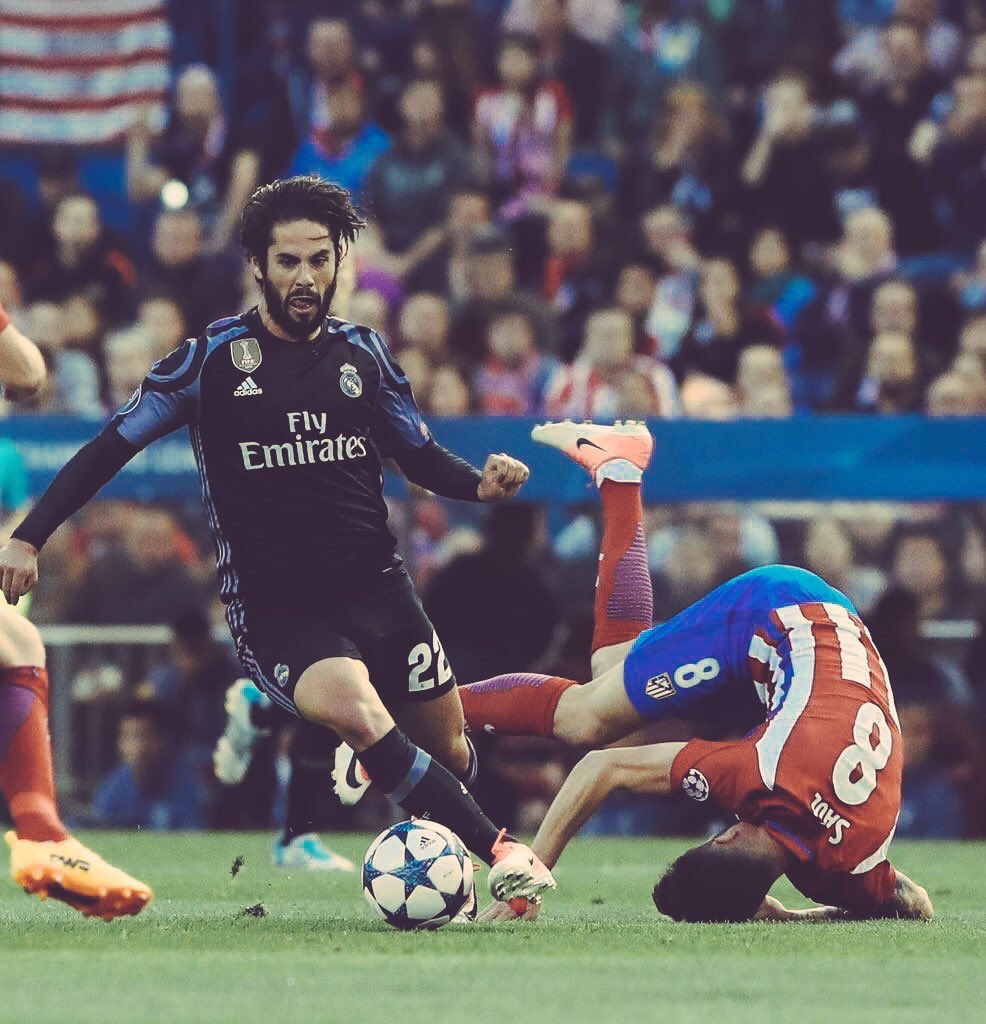 Barcelone et le Real Madrid ptete vous vous aimez pas, mais vous faites des trucs qui peuvent clairement provoquer des divorces ...