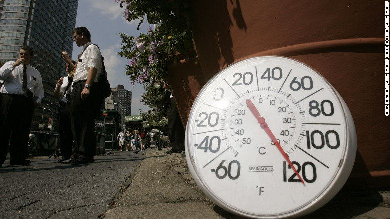 Deadly heat waves are going to be a much bigger problem in the coming decades due to climate change, researchers say https://t.co/RzomY9Frhu