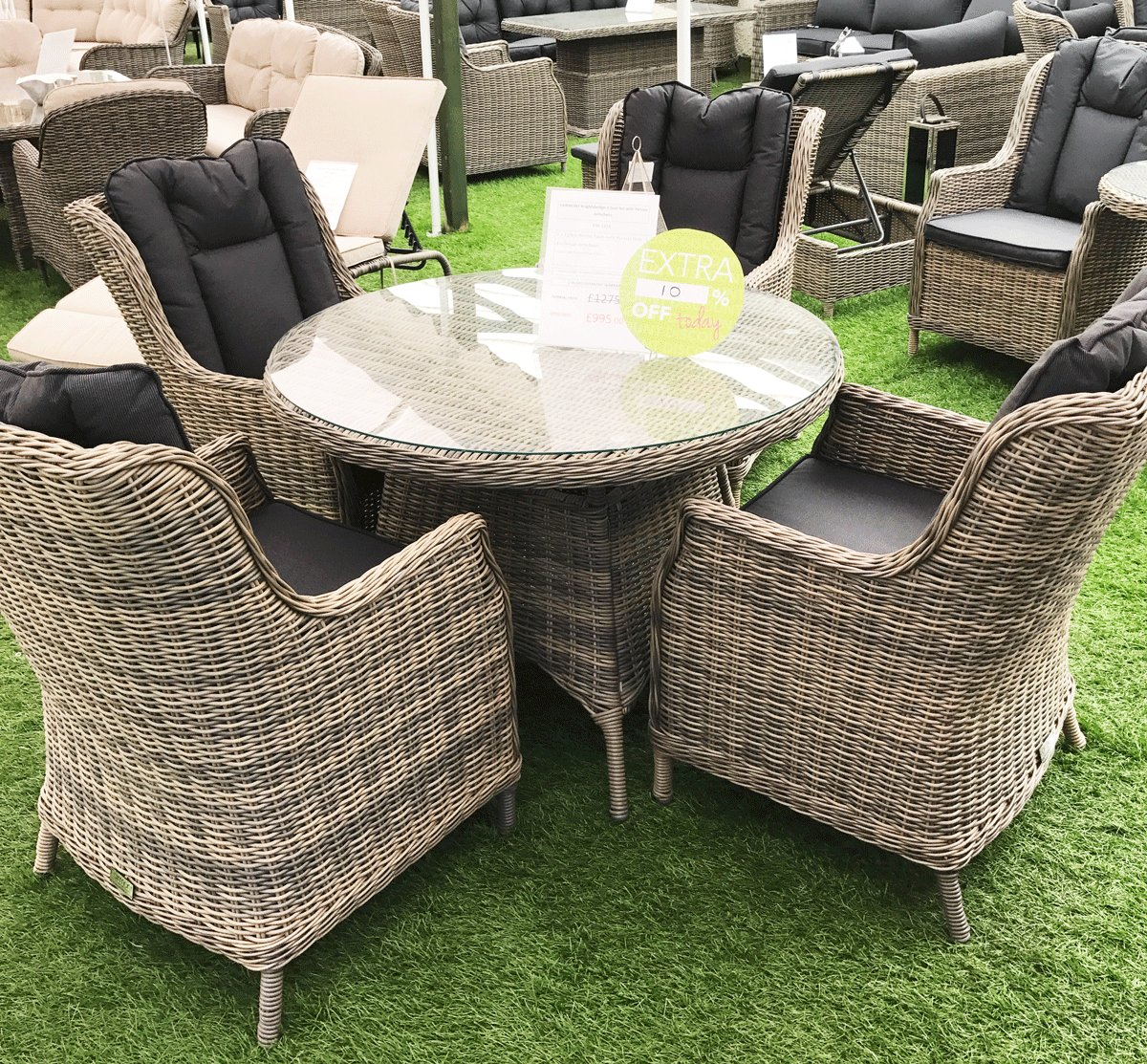 check out some of the fantastic offers available on our garden furniture sets a further 10 off on selected items httpsyoutubesdtmx hz83a - Garden Furniture Offers