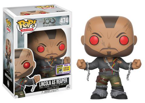 Whaaaat?! 🙌🏾 2lincolns RT @SkyeGrounders: @MrRickyWhittle there is a limited edition Reaper Lincoln funko ♡ https://t.co/hyrTLU2pHf
