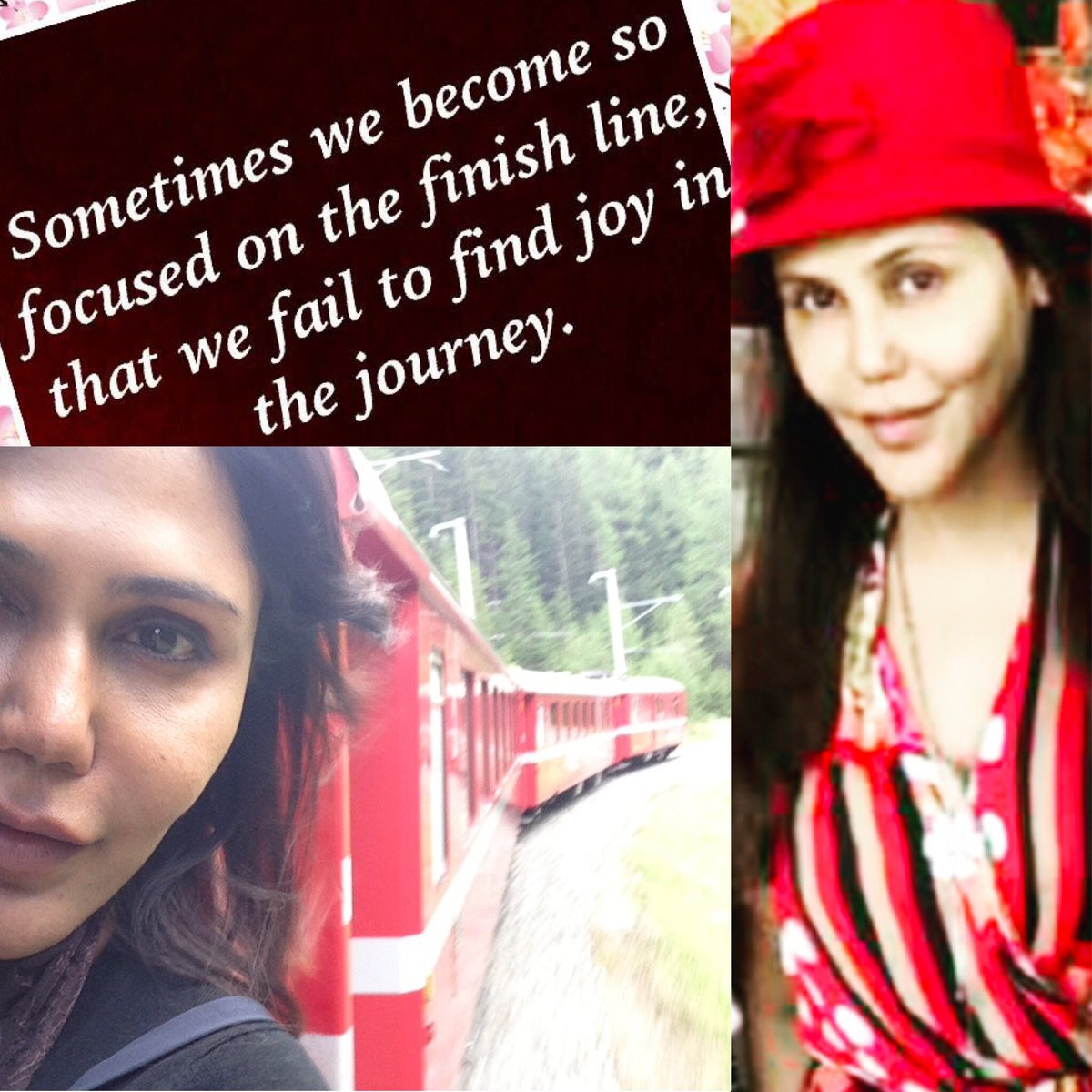 remember to #smelltheflowers #savor special #relationships in your rush to arrive!! There is no end there are only #beginnings #nishajamvwal<br>http://pic.twitter.com/jY5njQi4N8