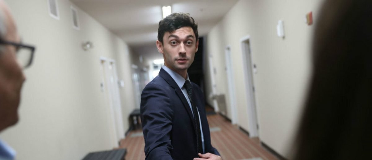 Ossoff Has Nine Times As Many Donors In California Than His Home State Of Georgia https://t.co/ghb7H2qsBo