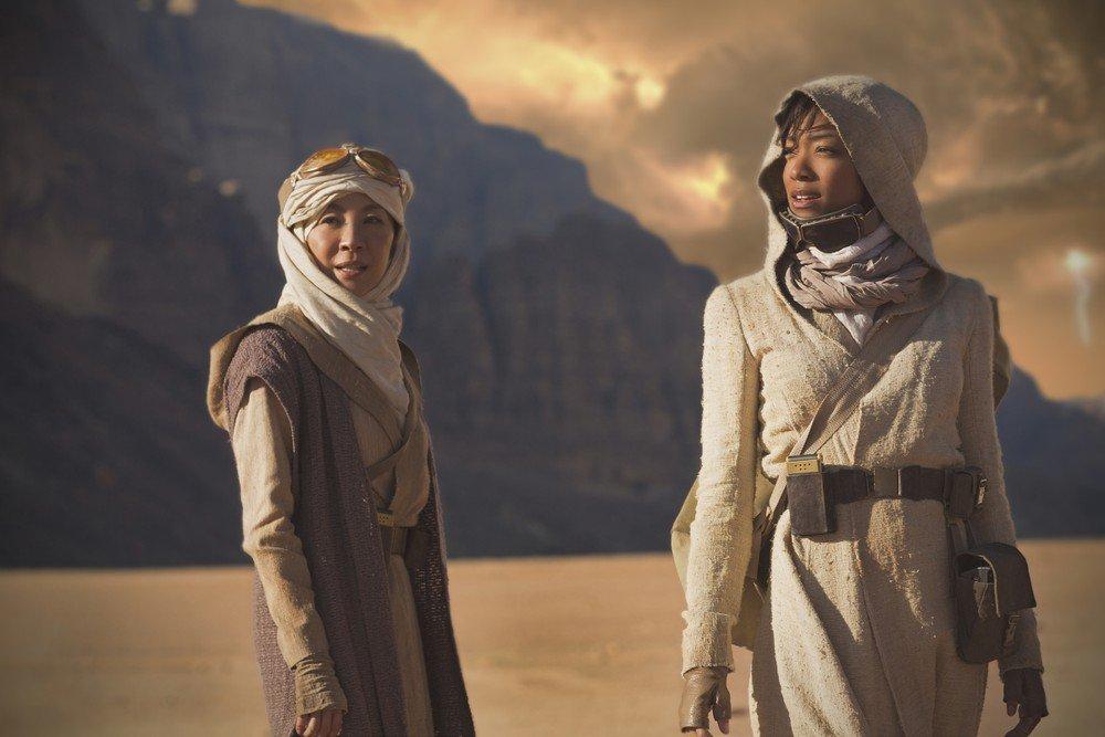 'Star Trek: Discovery', nova série da franquia, ganha data de estreia https://t.co/jR4BDpT5zU #G1