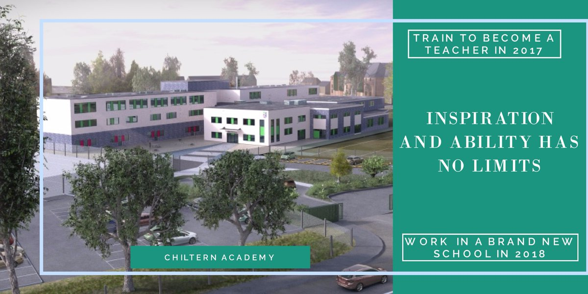 New schools need new teachers. Apply now for teacher training @CTGtraining for Sept &amp; teach in a new school 2018! @lutoncouncil #investment <br>http://pic.twitter.com/qlVALjvAsM