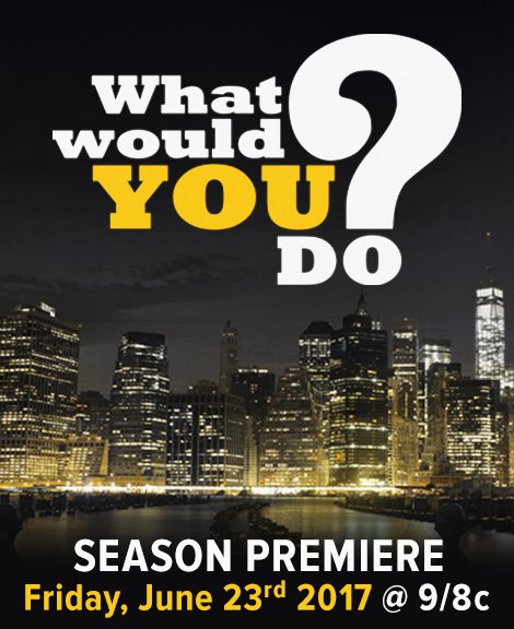 It is almost time! The season premiere of #WWYD is happening this Frid...
