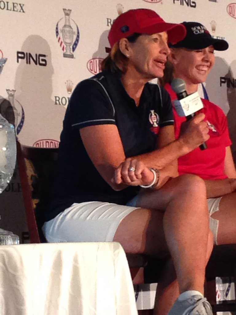 Thumbnail for Solheim Cup Media Day
