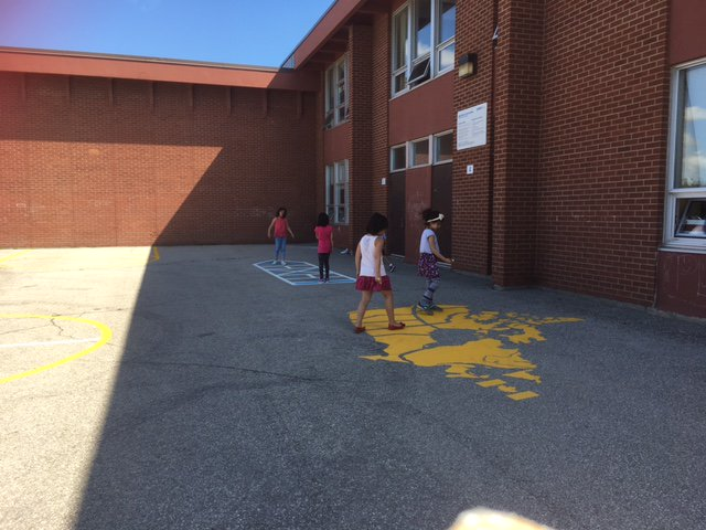 Ellengale On Twitter Here Are Some More Of Our New Playground - Playground stencils