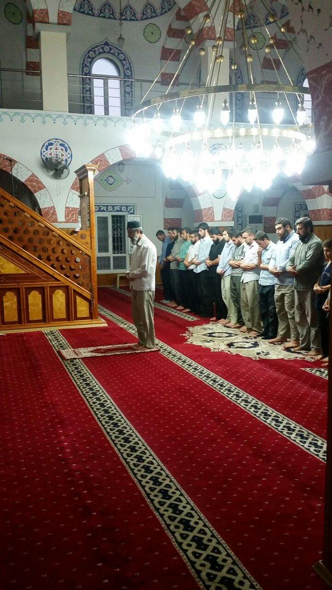 Furkan Hareketi Mensupları Bu Yılda Camilerde İtikâf Sünnetini ...