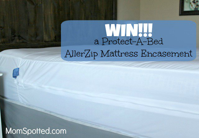 #Win an AllerZip #Mattress Protector from @Protect_A_Bed!#Giveaway ends 7.3.17 #Allergies Enter now:  http:// momspotted.com/2017/06/mattre ss-protect-bed-allerzip.html &nbsp; … <br>http://pic.twitter.com/xCIDcrSMVX