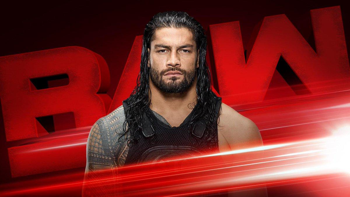 Ce soir à #RAW, @WWERomanReigns révèlera ses plans pour #SummerSlam! Ç...
