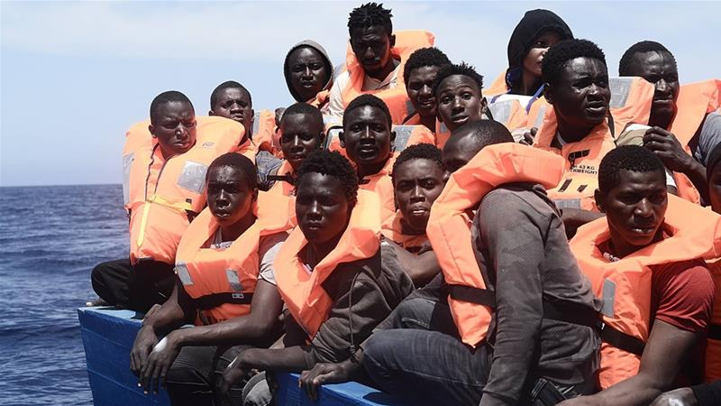 126 refugees feared dead in the Mediterranean Sea after their boat's motor was stolen while trying to reach Europe https://t.co/ytHYEzSdTm