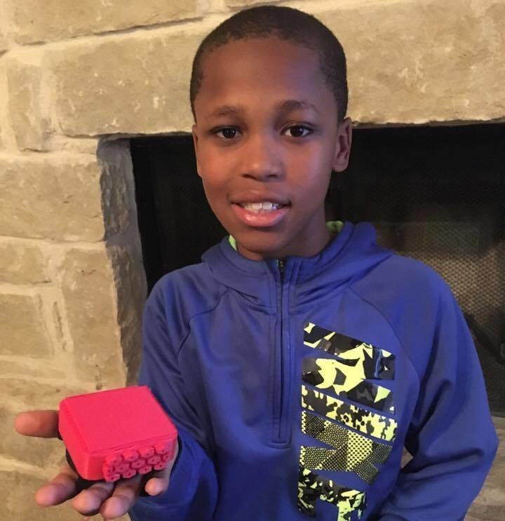 10-year-old invents device to prevent hot car deaths https://t.co/bRaKontyeP https://t.co/GBJpuXzisp