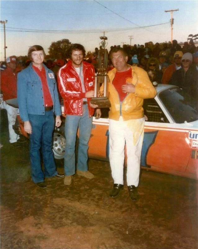 Robert Gee and Dale win at Wilson Speedway @DaleJr https://t.co/zSGDrE5YJ4