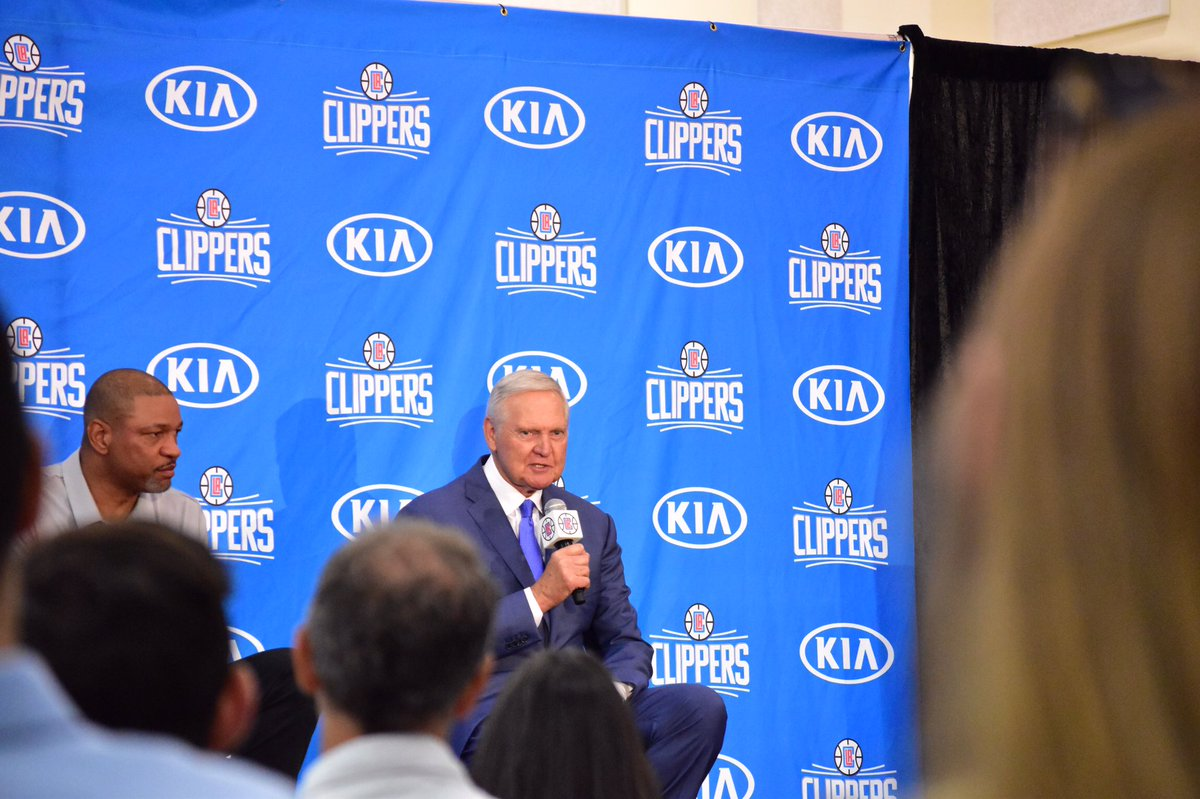 'I'm here to make a difference.' -Jerry West 🎙» https://t.co/5ddL47A9qb