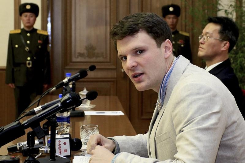 Otto Warmbier has died