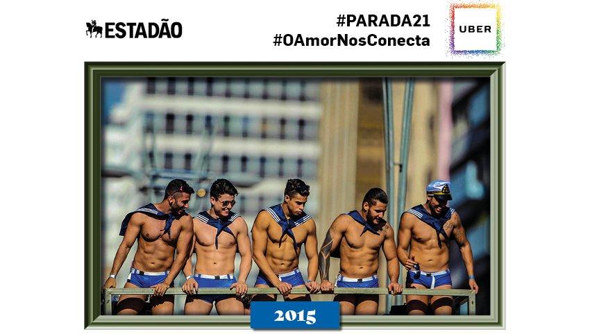 @eucarlos96 Olá! Você está celebrando a #paradasp com a gente! Para ver mais fotos históricas tuíte #parada21