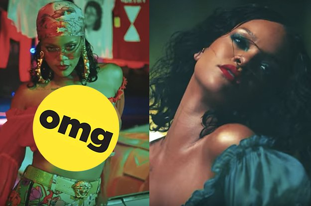 Rihanna is a gift to this world and the 'Wild Thoughts' music video proves it bzfd.it/2sLGcY5