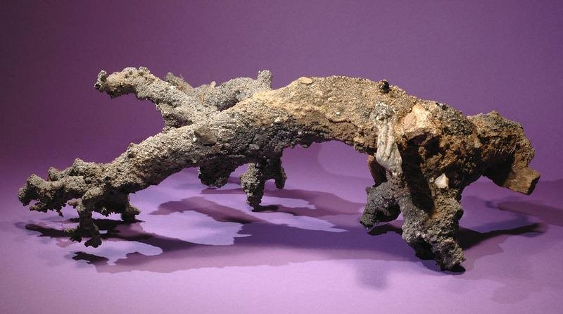 Nadine Hunter Of Rocks On Twitter 9 Fulgurite Is A Mineraloid