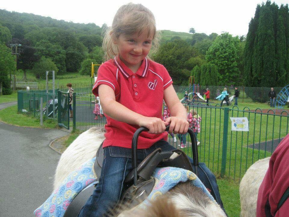 Broken💔  #NeverForget, N'Night our little Welsh princess' #AprilJones....