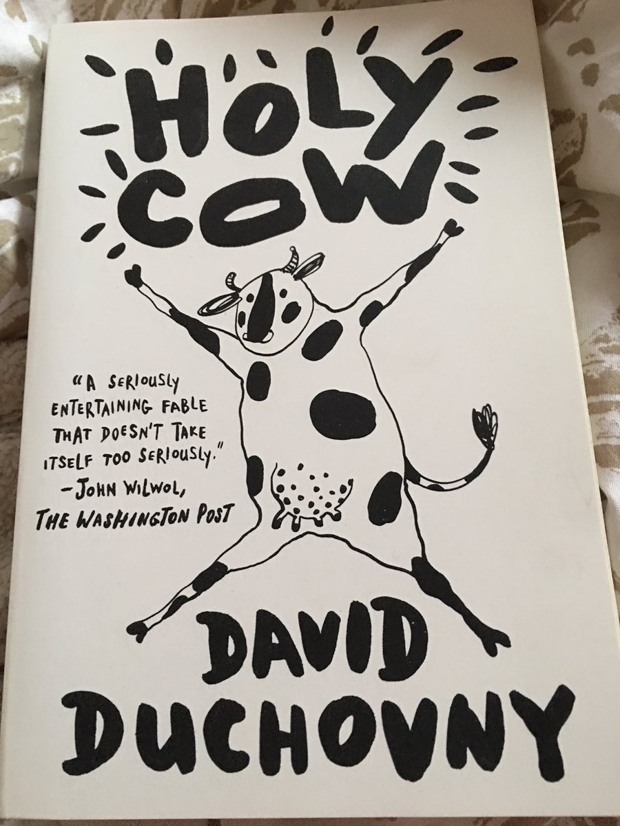 #MondayMotivaton reading this for the third time. @davidduchovny F-Bucky Dent to follow. #PutDownThePhone #Read #GoodStuff #Moo-vinglyfun <br>http://pic.twitter.com/0G8p6a6r4R