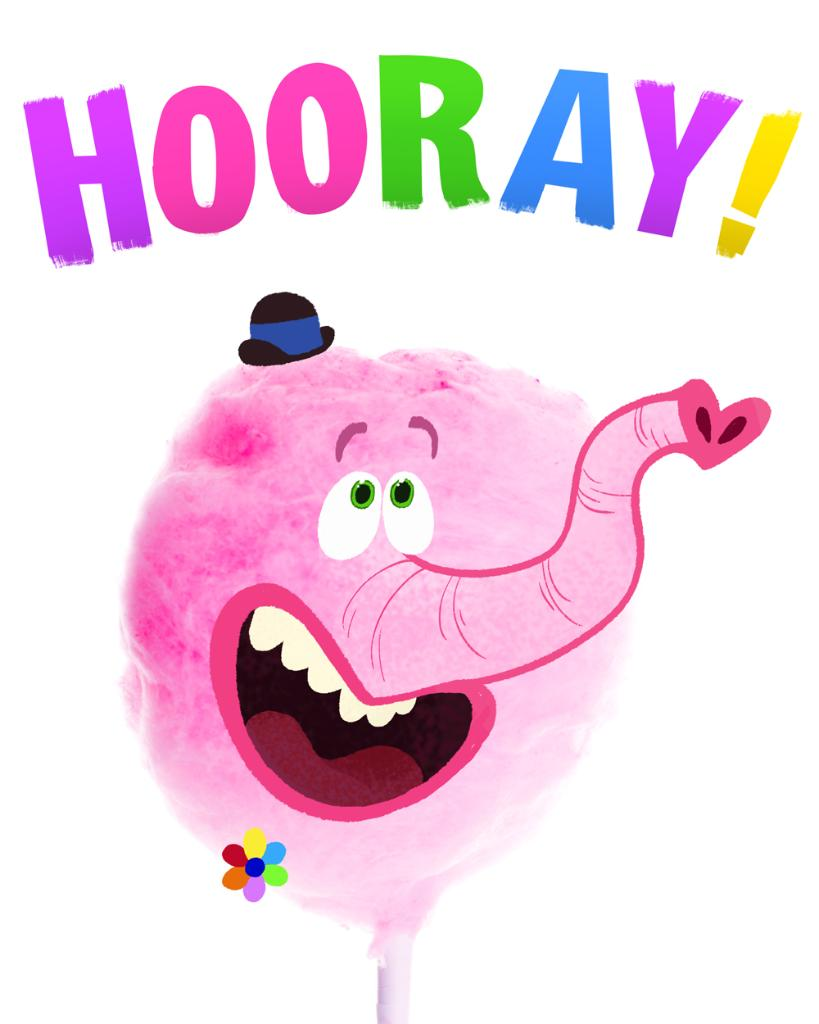 We're over the moon! Inside Out debuted on this day in 2015. 🐘🐱🐬🍬 http...
