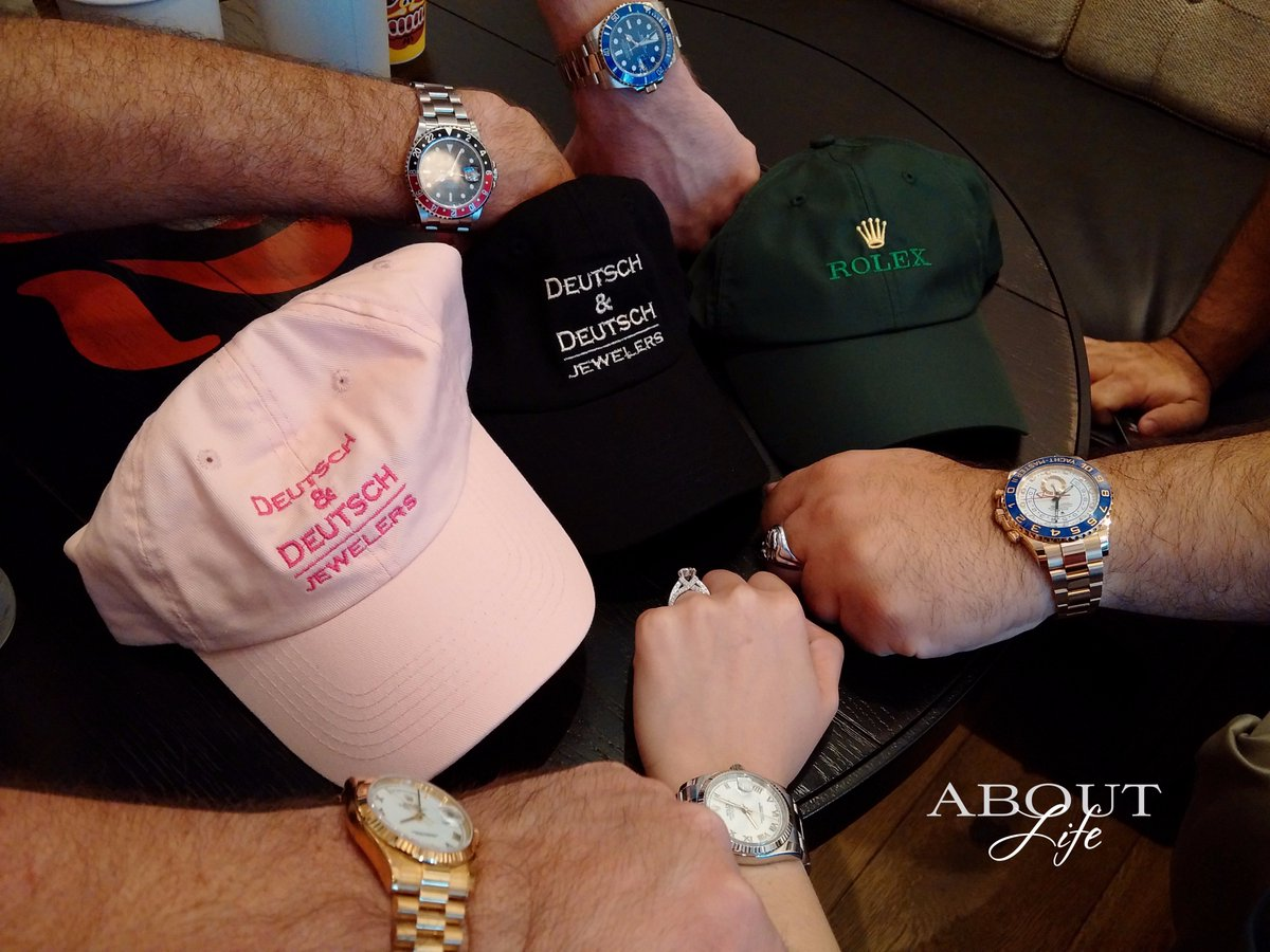 Thank you Deutsch Jewelers and Rolex for the unique invitation to the...