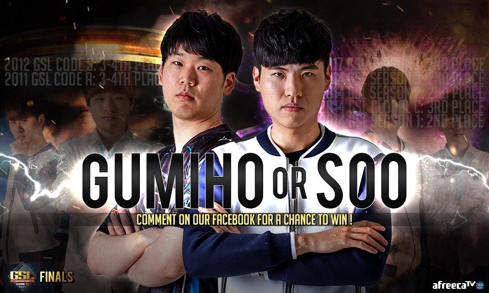 2017 GSL Code S 2. Szezon elődöntő: GuMiho vs Maru
