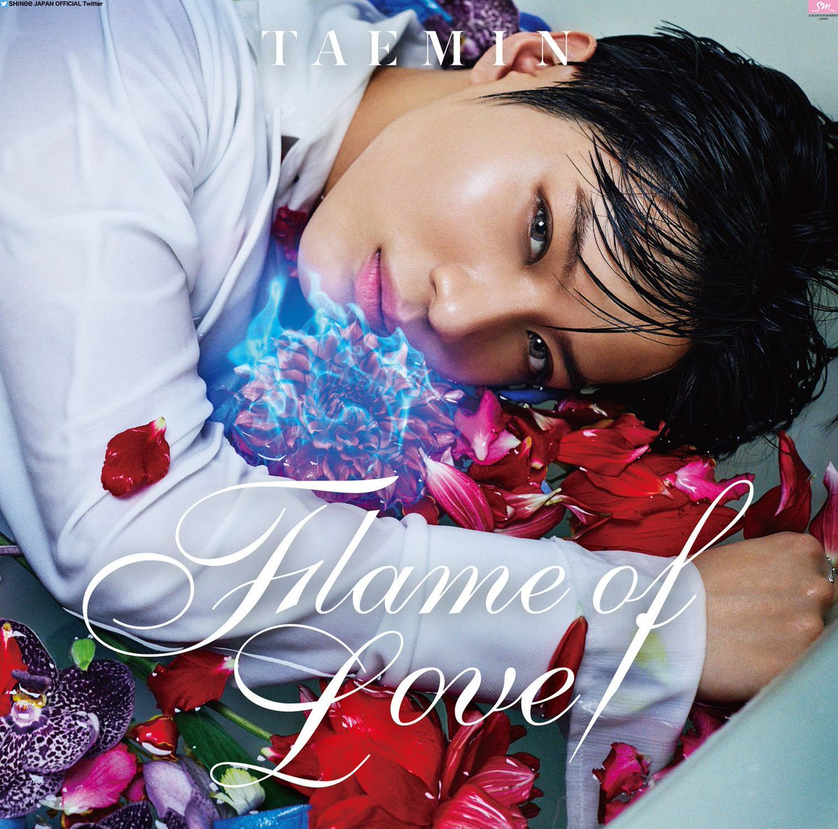 #テミン 待望の2nd Mini Album「Flame of Love」7/18発売決定!アルバム…