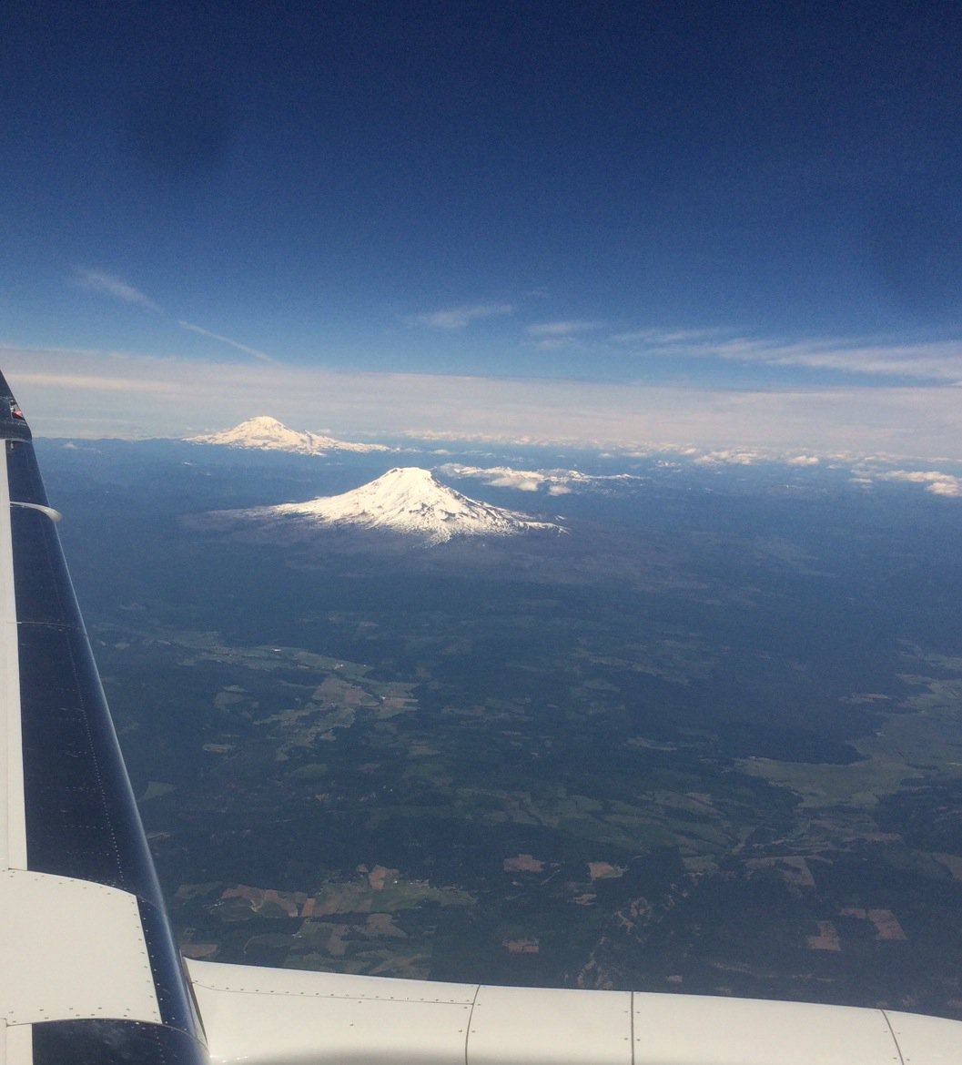 From Mount Rainer to #icar2017 Looking forward to some excellent science here @ICAR2017 https://t.co/9R8FPq9AcH