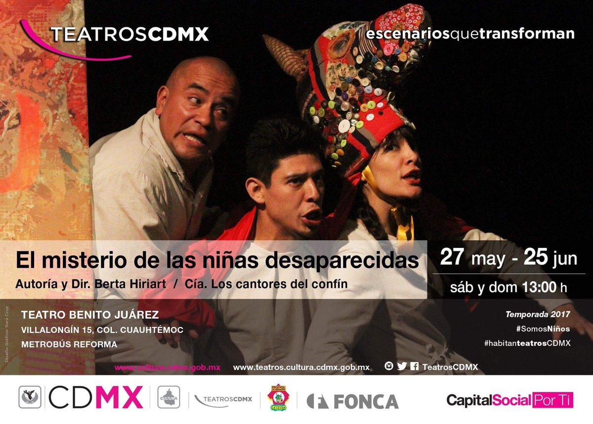¡Atención! 5 pases dobles Sábado y Domingo en nuestro Fb @laguiacdmx  #boletosGratis #Teatro https://t.co/kFhmWARhXS