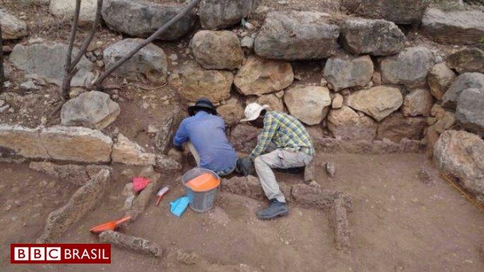 Arqueólogos descobrem 'cidade dos gigantes' no leste da Etiópia. https://t.co/LULs0vK6or