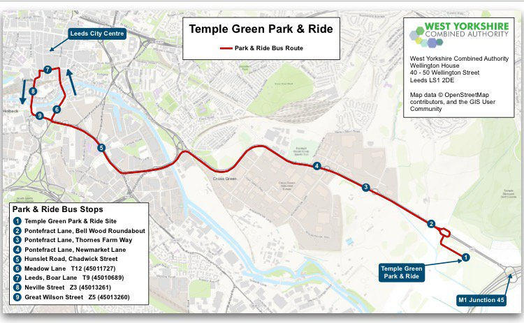 I Park Ride on Twitter Is there a Temple Green stop near your