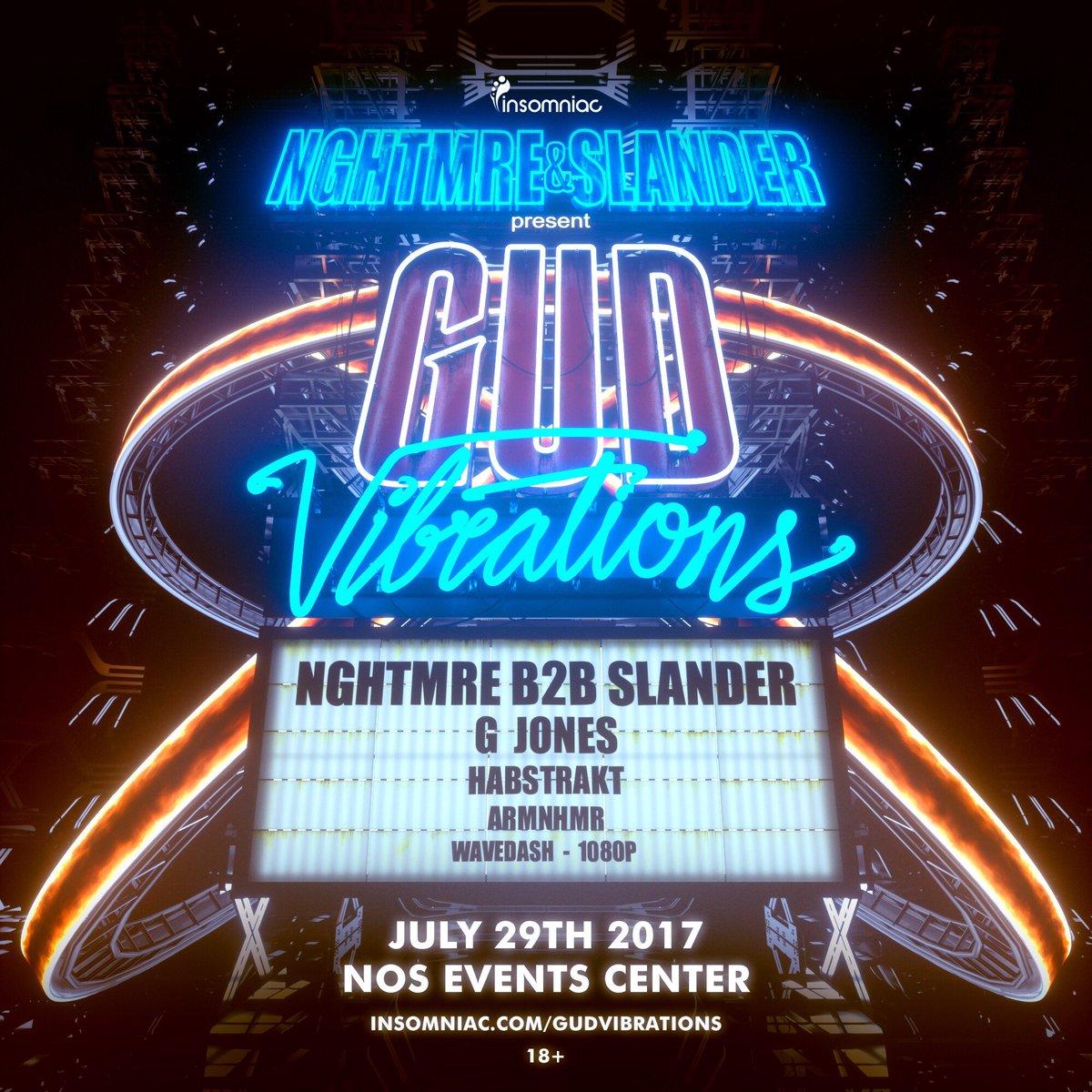 NGHTMRE & Slander GUD Vibrations