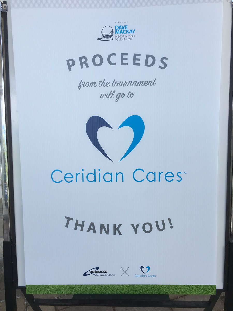 Login ceridian time professional - Picts From Annual Dave Mackay Golf Tournament Ceridiancares Thx You To Our Partners Customers Friends For A Great Day Ceridian_canadapic Twitter Com