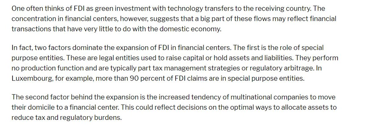 Brad Setser On Twitter This From The Imf Is Great Bulk Of