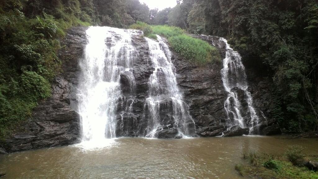 Abbi Falls, Coorg https://t.co/wSGDgL7Ht4