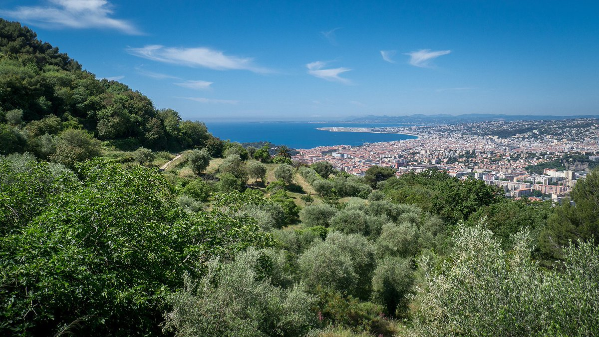 At the extreme east of the city of Nice, discover a unique panoramic view of Villefranche-sur-mer.  #parcduvinaigrier #frenchmerveilles  <br>http://pic.twitter.com/KY2cbHllq5