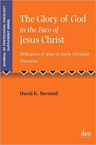 The Glory of God in the Face of Jesus Christ @davidkbernard The preface of this book is exciting #scholarly #pentecostal #Tweetscomingsoon<br>http://pic.twitter.com/r89SmgeYF8