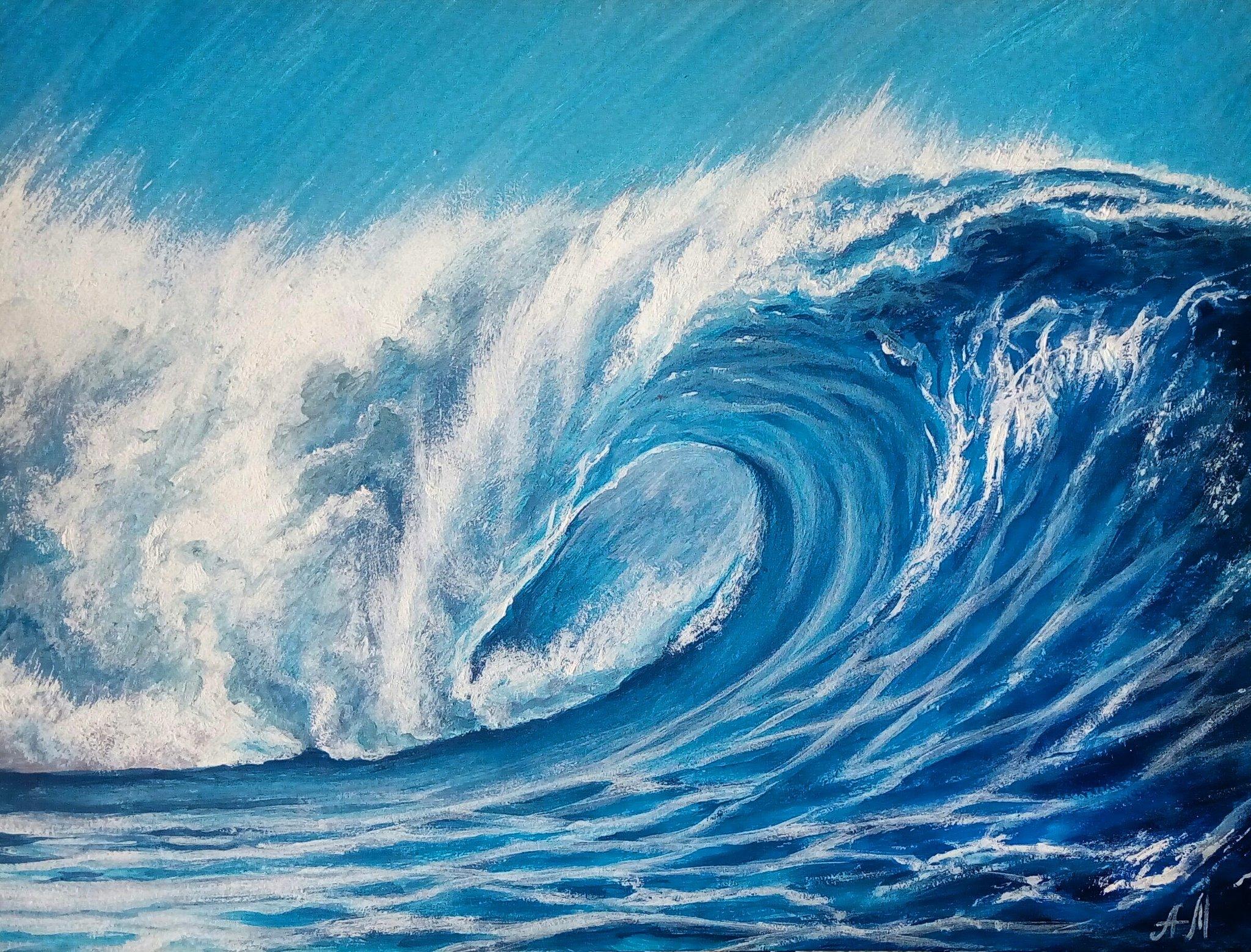 размещают волна картинки детям крепятся каждую волну