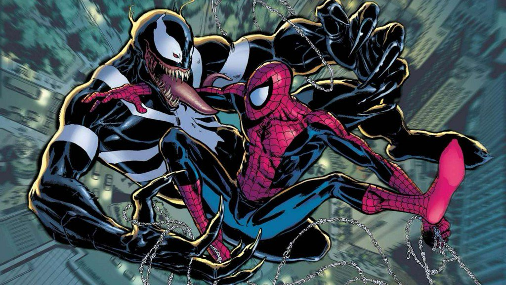 #SpiderMan producers can't agree if #Venom will be set in the Marvel Cinematic Universe https://t.co/P9HBCOd3eP