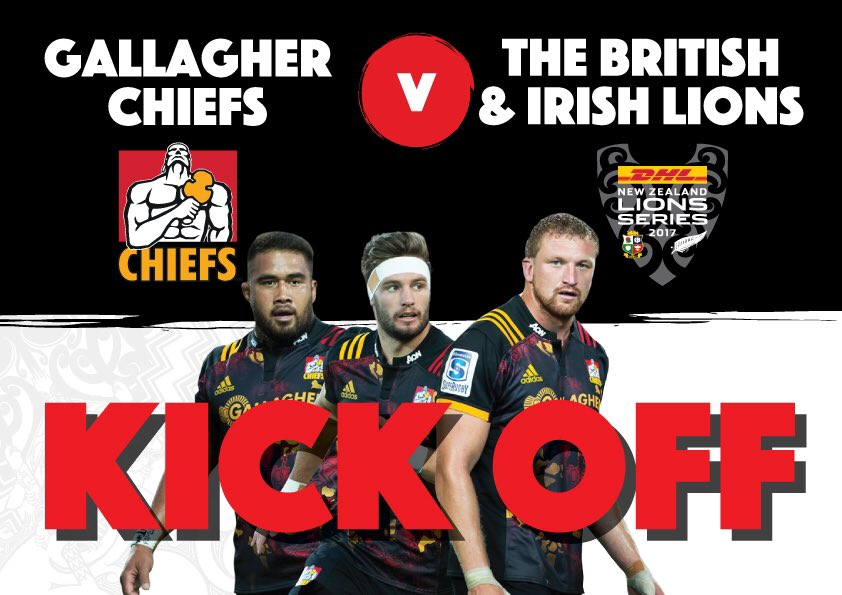 We are underway! Follow our app for live commentary 👍 #CHIvBIL #StandU...