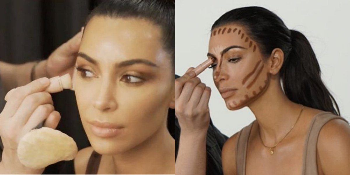 Kim Kardashian just released behind-the-scenes videos of her products: ellemag.co/hmzoVFp