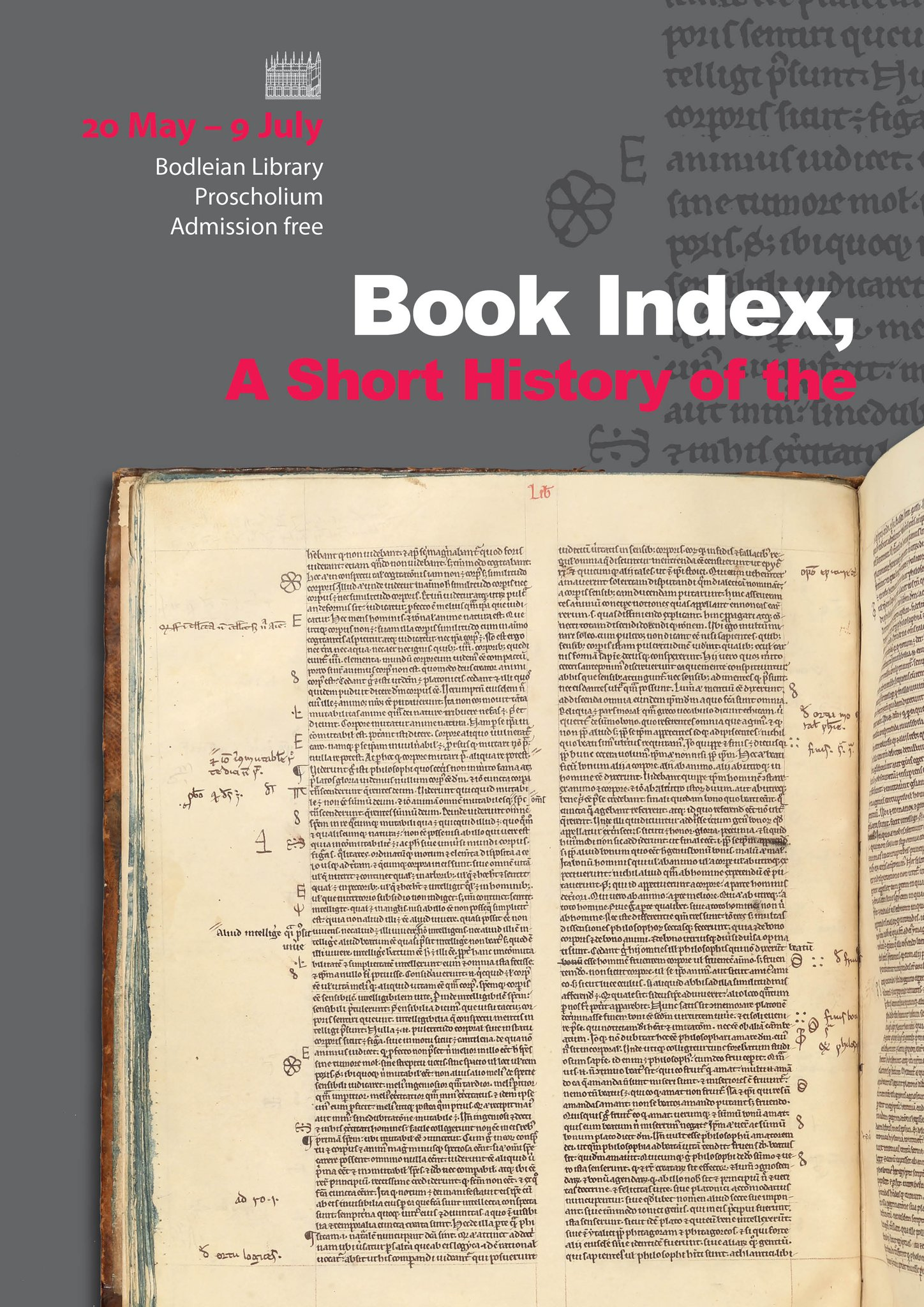If you're at tomorrow's #indexers conference in Oxford, spare a moment to check out the display of historical indexes in the @bodleianlibs https://t.co/rcGLihbkew
