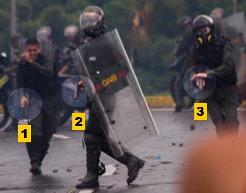 #19Jun CARACAS (Altamira) - En una misma foto... ¿Solo \